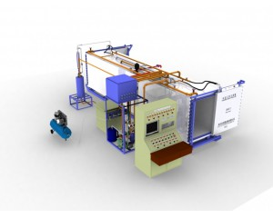 CE标准全自动环氧乙烷灭菌器