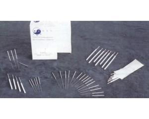 一次性无菌针灸管针