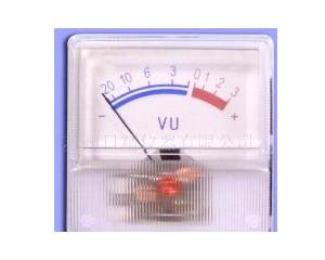 电平表 仪表 vu 表