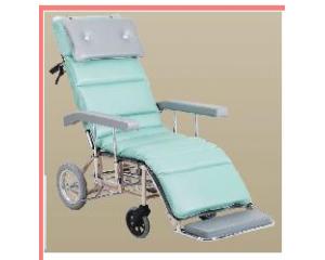 全躺型看护轮椅车