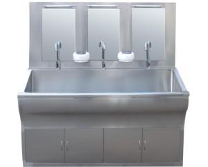 手术室三位洗手池