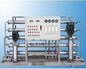 全膜法纯水高纯水设备
