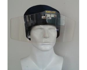 射线防护面罩
