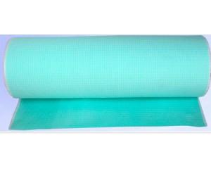 绿色方块纹复合纸卷材
