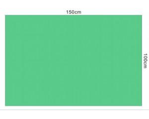 绿色淋膜无纺布手术铺单