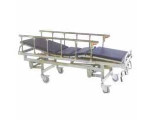 不锈钢床头铝合金护栏可升降推床