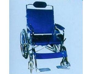 C-49高档半躺电镀轮椅