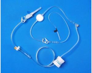 一次性使用精密过滤微量输液器 带针