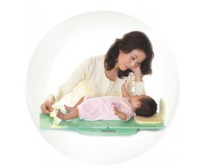 多功能母婴秤