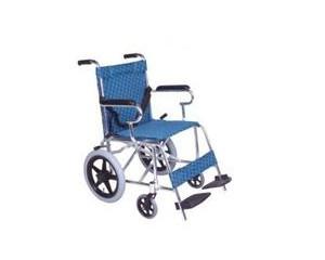 折叠式手动轮椅车