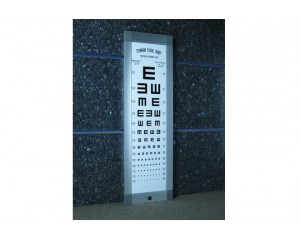 视力表灯箱