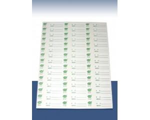 893290 压力蒸汽灭菌化学指示标签