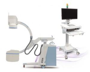 高频移动式手术X线机