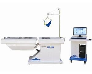 双中心重合式脊柱治疗机