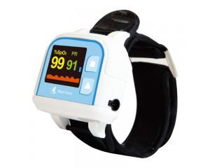 脉搏血氧饱和度仪(彩屏腕式)Prince-100G
