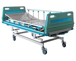 ABS插式床头三摇床