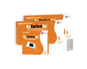 KoCarbonAg® 含银胶布™ - 自黏术后贴型