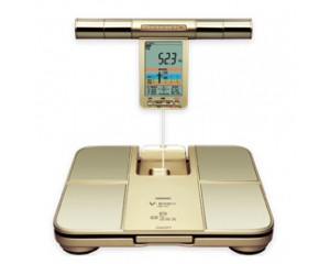 体重身体脂肪仪 V-BODY HBF-701