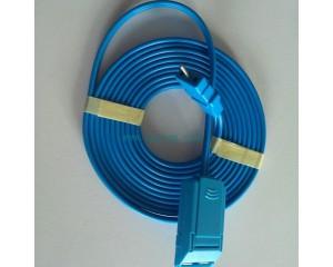 负极板连接线 电刀电极板连接线 回路电极板单极导线