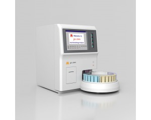 μs2000全自动血液细胞分析仪