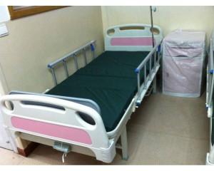 ABS床头单摇病床