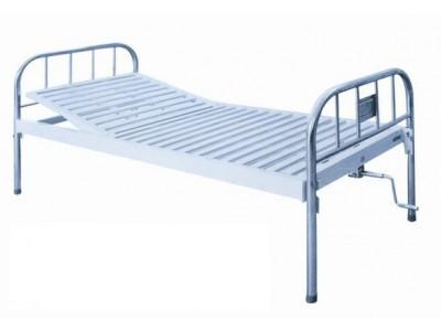 SHD-417不锈钢床头单摇床