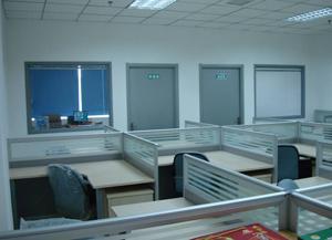 激光治疗仪商务办公区