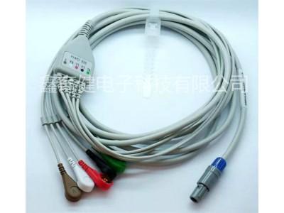 科瑞康一体化心电导联线