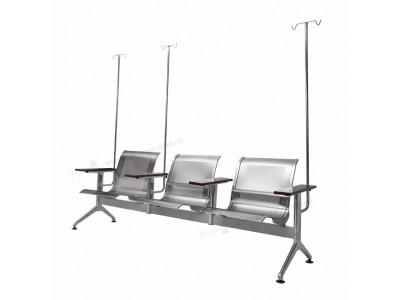 不锈钢输液椅YY-743B