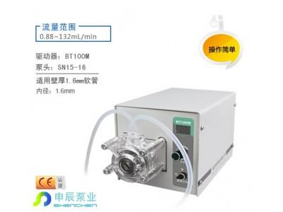 BT100M 基本型蠕动泵