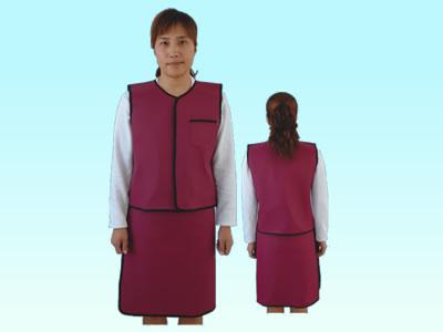 分体式 X射线防护套裙/医用手术衣