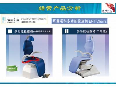 耳鼻喉科治疗台、治疗椅