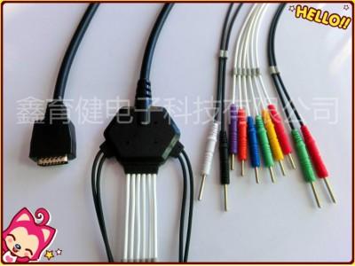 上海光电6511心电图机线