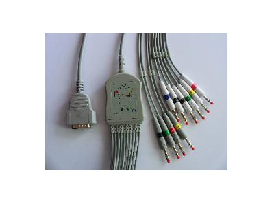 GE1200心电图机线
