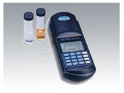 DR850 多参数水质分析