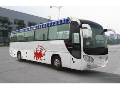 宇通牌ZK5171XYLAA医疗体检车