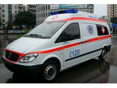 奔驰威霆Vito119/122监护型救护车
