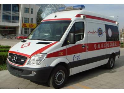 奔驰凌特Sprinter324母婴转运型救护车