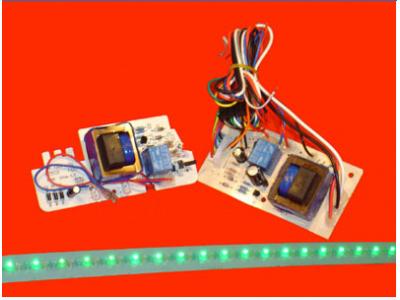 应急灯控制板