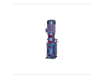 DL、DLR型立式多级泵