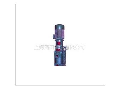 立式多级离心自吸水泵