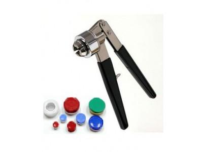 西林瓶手动压盖器和去盖器