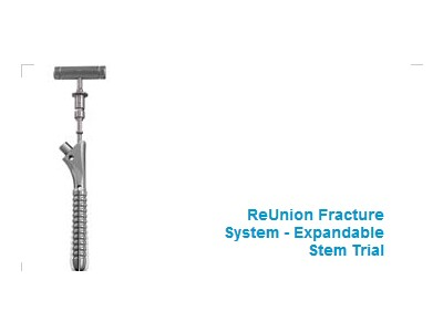 Reunion HA 骨折型肩关节置换系统