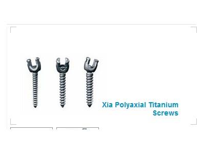 Xia钛合金植入物系统