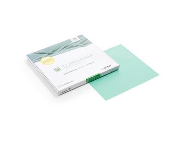 Hygenic Elasti高弹乳胶橡皮障布(绿色)