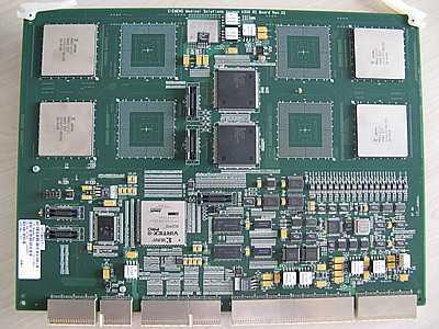 西门子超声机配件--x300-RC板
