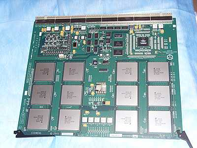 西门子超声机配件--antares-RC板