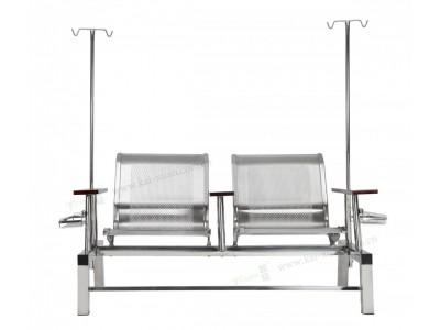不锈钢输液椅YY-752