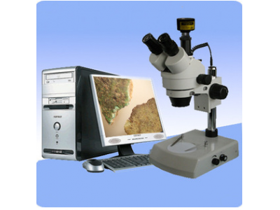 数字摄像体视显微镜DT-SZ320M