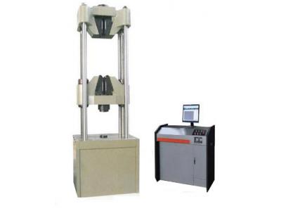 WAW-B微机控制电液伺服钢绞线试验机